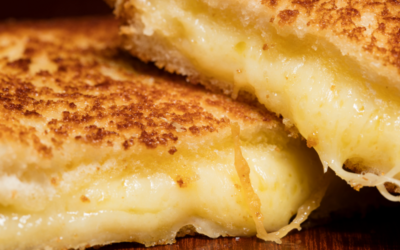 Grilled Suds n' Cheese