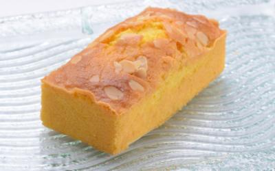 Luscious Almond Cake